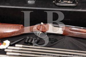 "Winchester 101 Quail Special, Sub-Gauge Tube Set 25 1/2"" 1 of 500 Over Under Shotgun, 410 28 20 12"