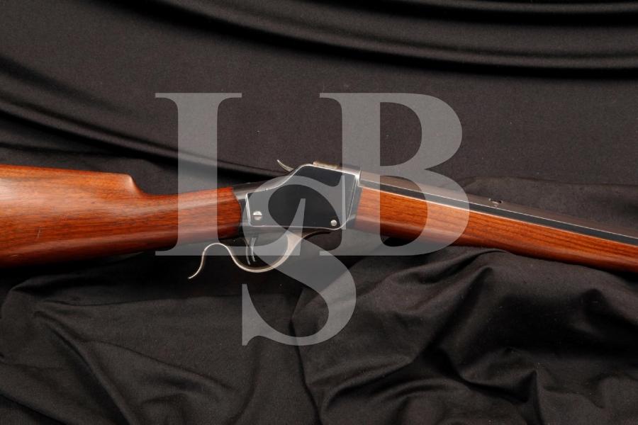 Winchester 1885 High Wall Sporting .38-55 Win Single Shot Rifle Set Trigger