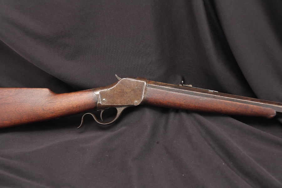 Winchester 1885 Single Shot — Falling Block Rifle .38-56 W.C.F. Antique – 1888