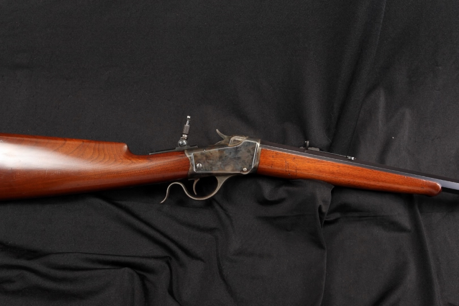 Winchester Model 1885 22 Short .22 Caliber Single Shot Rifle - MFD 1887 Antique
