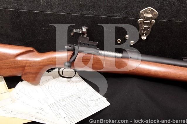 Winchester 70 Ultra Match Target Blue 26″ .308 Win Medium Heavy Bolt Action Rifle & Freeland Case