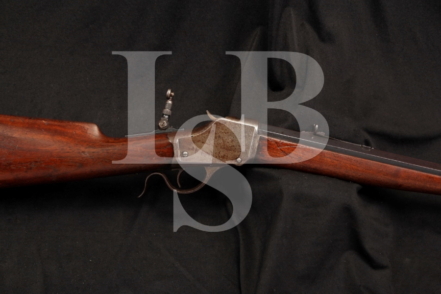 Winchester High Wall Model 1885 .40-82 WCF Single Shot Rifle - Antique