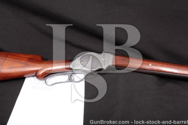 Winchester Model 1901 10 Ga. Lever Action Shotgun High Condition Post Win. 1887, MFD 1902, C&R OK