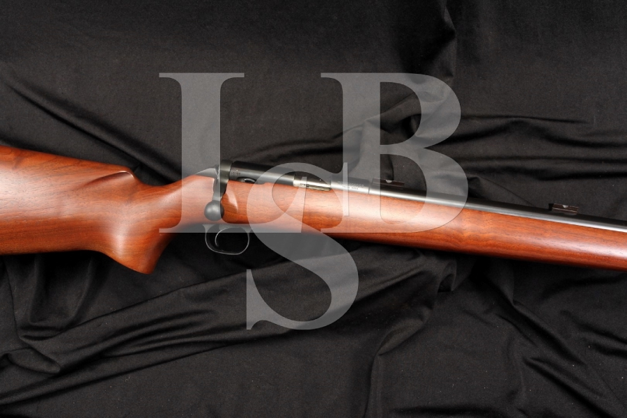 Winchester Model 52-E Target .22 Long Rifle Bolt Action Single Shot Rifle -1978