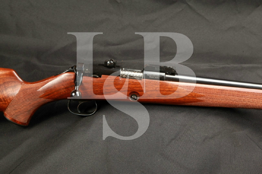 Winchester Model 52C 'Sporter Configuration' Bolt Action Rifle Micro Motion Trigger & Deluxe Stock, MFD 1955 C&R