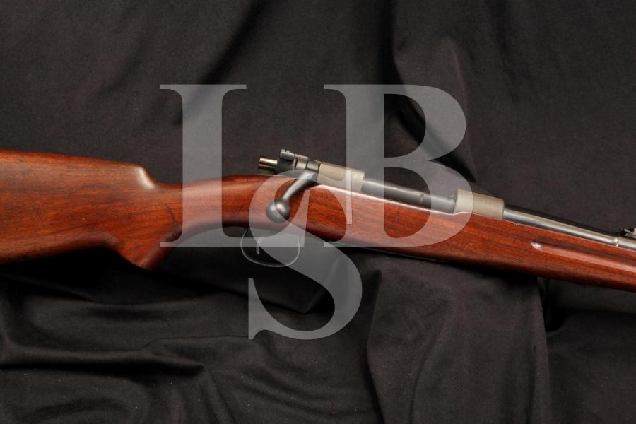Winchester Model 54  30-30 WCF Nickel Steel Bolt Action