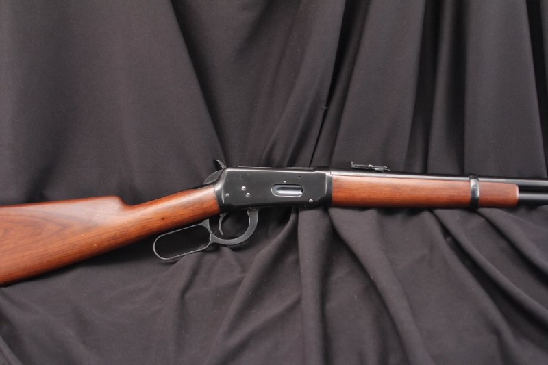 Winchester Model 94 1894 SRC, .32 WS Lever Action Saddle Ring Carbine, 1926