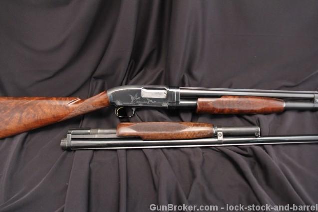 Winchester Model 1912 Pigeon Grade Two Barrel Set – 1947