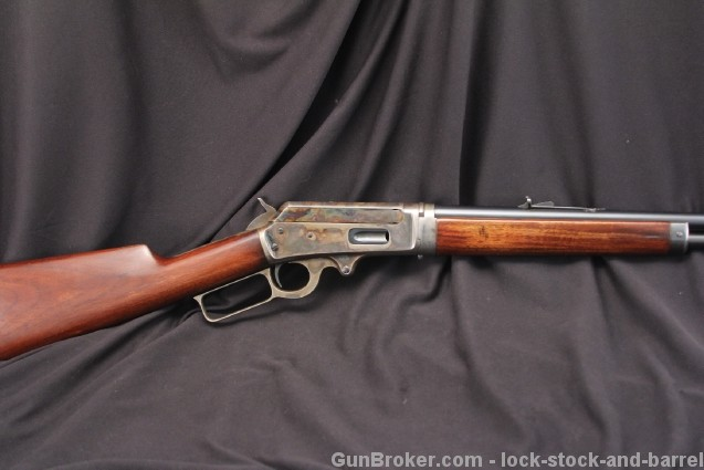 Mint Condition Marlin 1893 .32-40 Win Lever Action Rifle